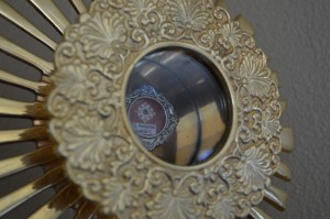 Saint Peregrine Relic Close Up