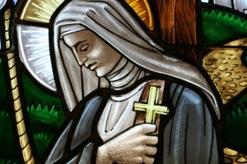 St. Therese of Lisieux | St. Peregrine Cancer Shrine | Christ the King Catholic Church | Mesa, AZ