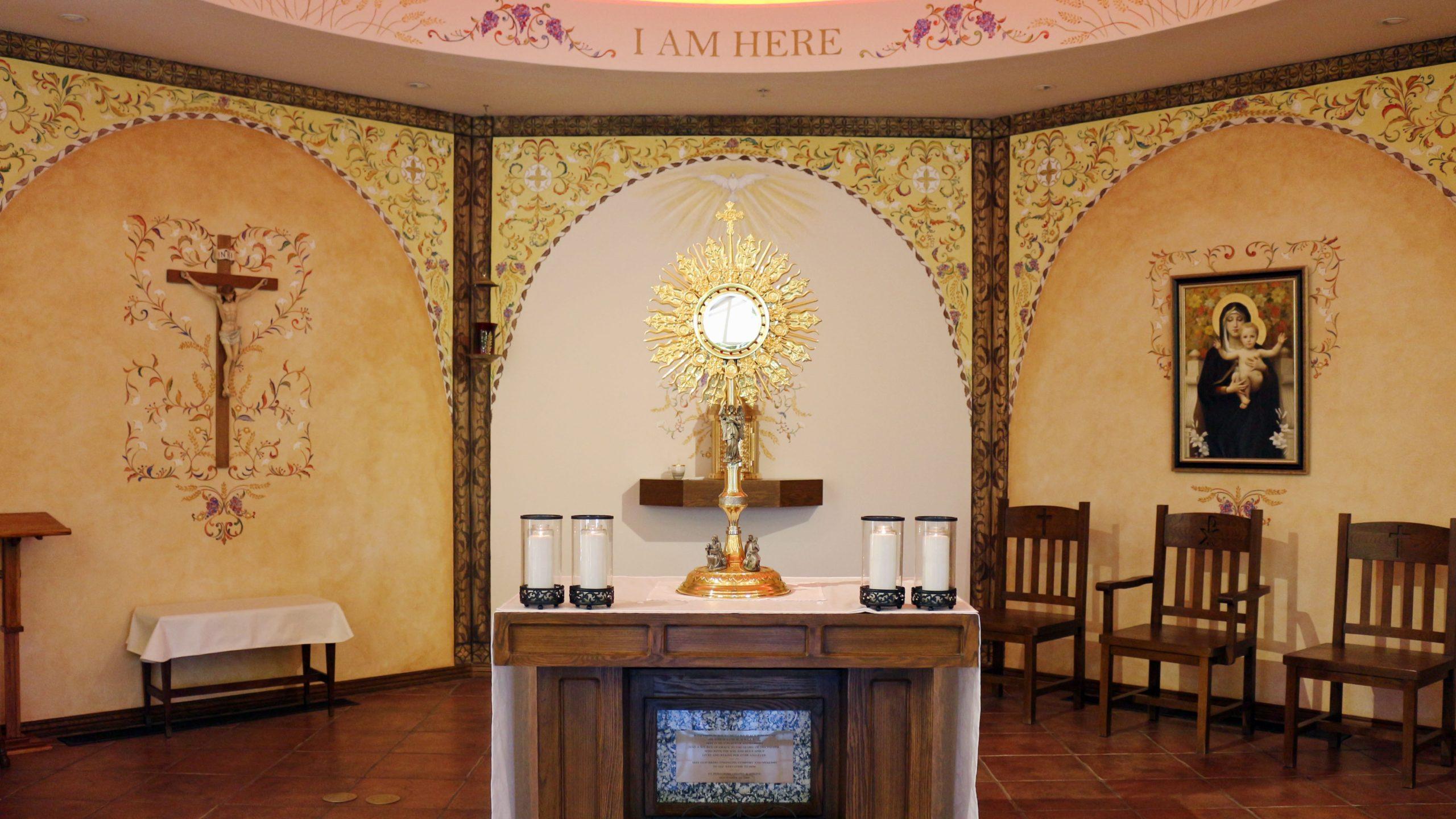 St. Peregrine Cancer Shrine